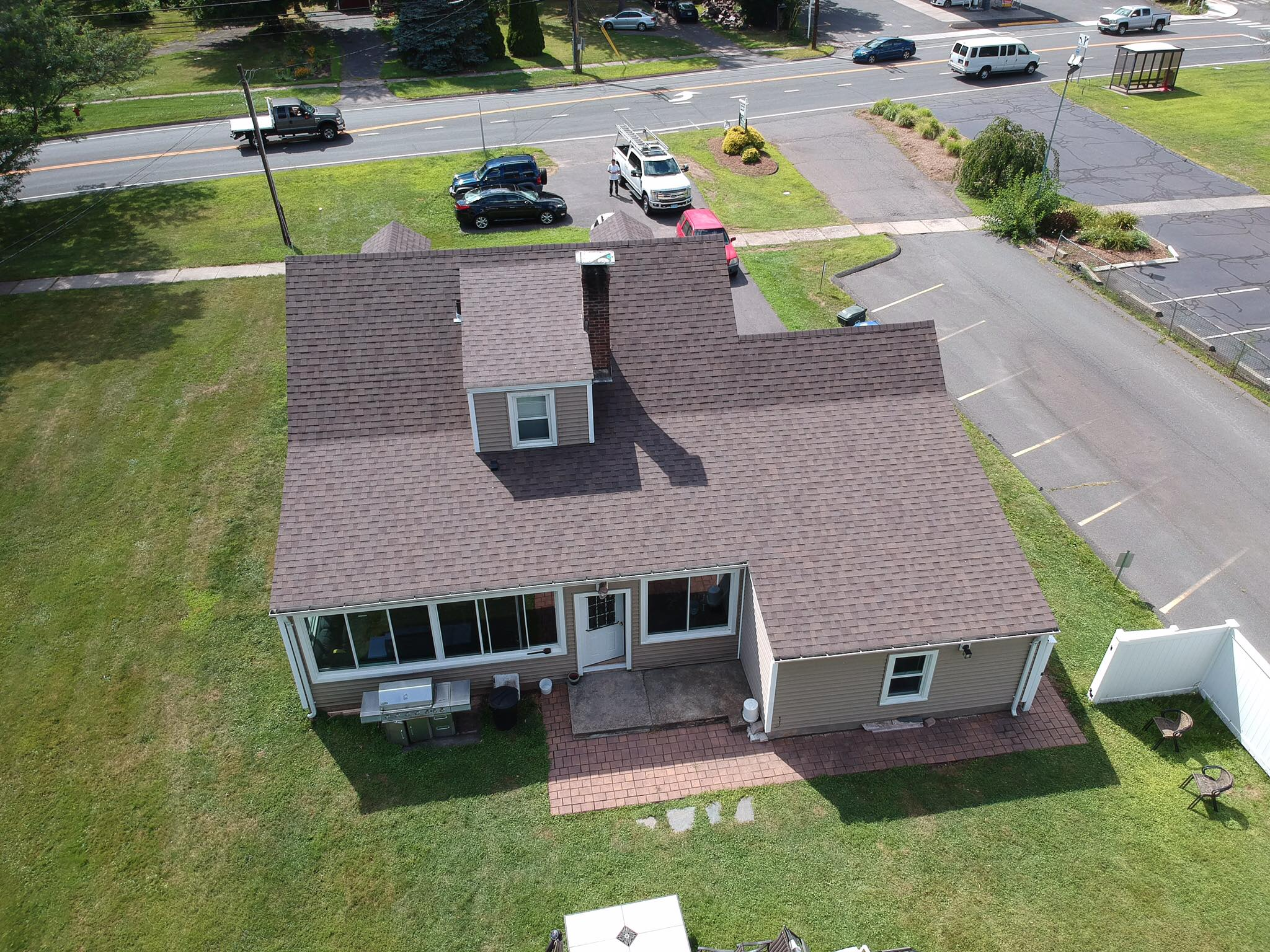 roof replacement contractor in CT
